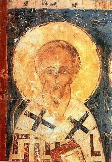 Alexander of Jerusalem Christian bishop and saint