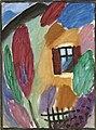 Alexej von Jawlensky - Variation mit Haus und Gartenzaun.jpg