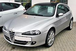 Alfa 147 II. Facelift 20090808 front.JPG