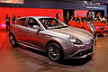 Alfa Romeo Giulietta - Mondial de l'Automobile de Paris 2012 - 002.jpg