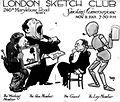 Alfred Leete - London Sketch Club invite 1921.jpg