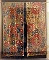 Algeria, pannello decorativo in seta, xviii secolo.jpg