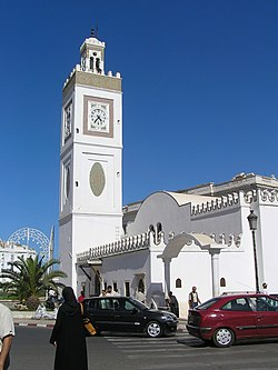 Mosque in Algiers.