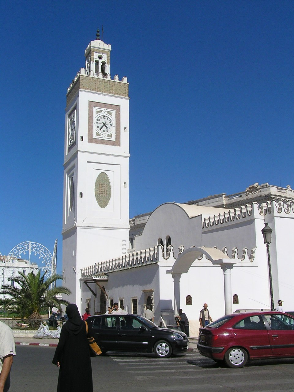 Algiers mosque