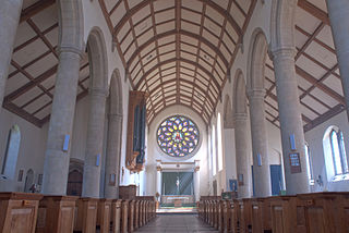 All Saints Church, Hockerill Church in Hertfordshire, England