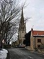 All Saints Church, Laughton - geograph.org.uk - 1721108.jpg