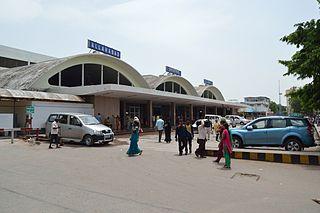 Allahabad Junction railway station