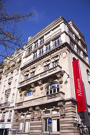 Alliance Française - Alliance française Paris Ile-de-France