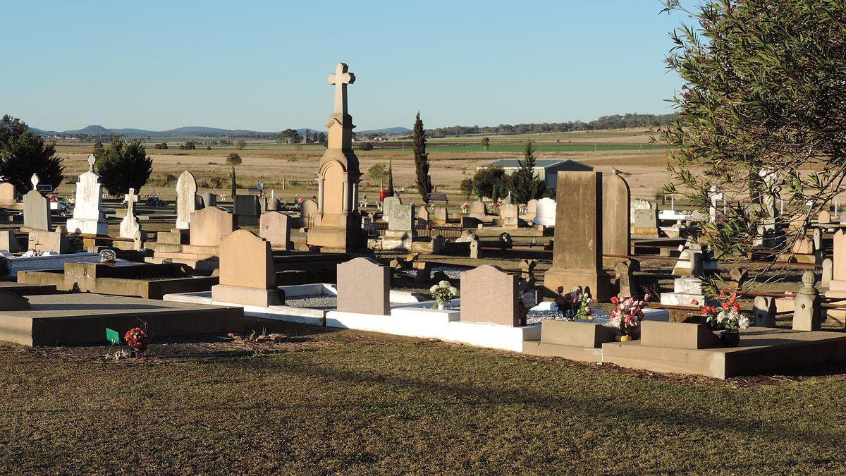 Allora Cemetery Wikipedia