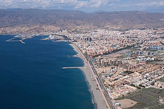 Almería Municipality in Andalusia, Spain