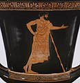 Altamura Painter - Red-Figure Calyx Krater - Walters 48262 - Side B Detail.jpg