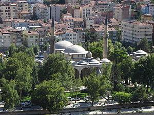Bayezid II Mosque (Amasya) - Bayezid II Mosque (Amasya)