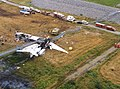 American Airlines Flight 1420 wreckage2.jpg