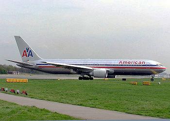 Boeing 767 uçağı