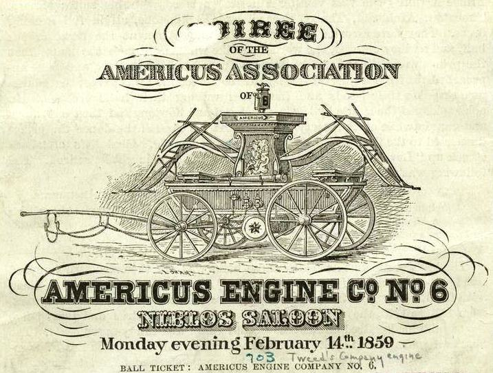 Americus Engine Co No 6 Soiree crop