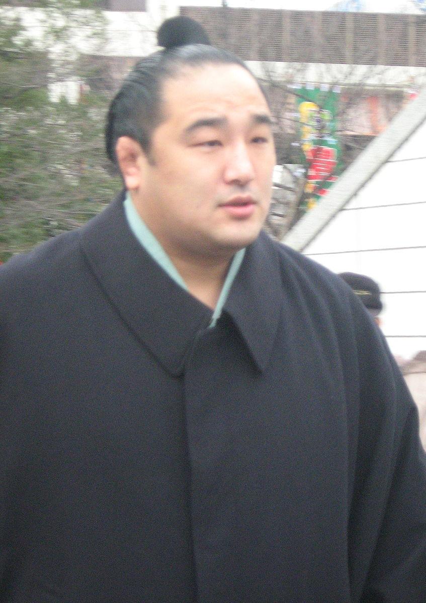 Aminishiki Ryuji