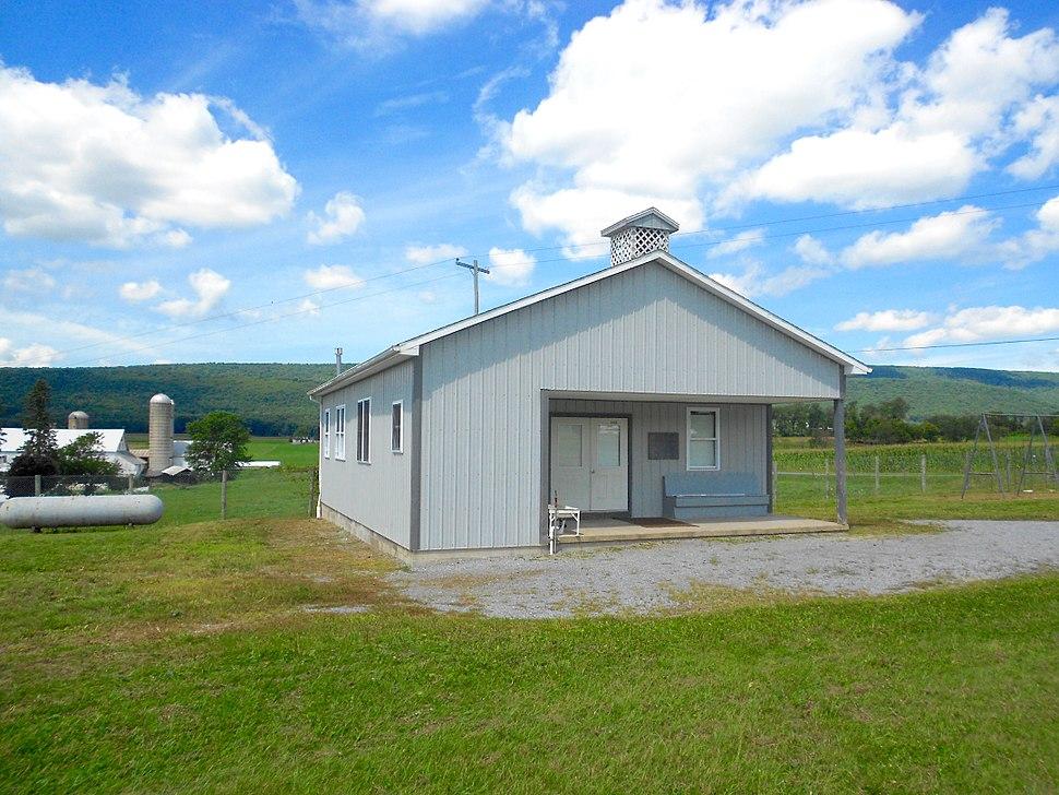 Amish School near Rebersburg PA