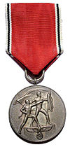 Anchlussmedal front