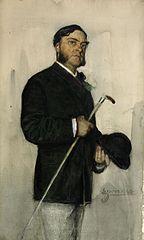 Banker Ludvig Arosenius