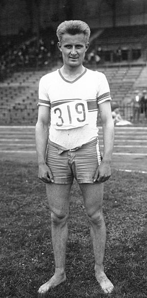 André Adelheim - André Adelheim in 1926