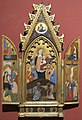 Andrea bonaiuti, madonna col bambino angeli e santi.JPG