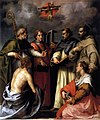 Andrea del Sarto - Disputation on the Trinity - WGA0397.jpg