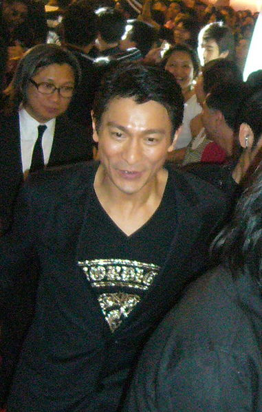 Andy Lau hair style