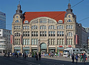 Anger 1 Erfurt Kaufhaus Römischer Kaiser 686-vLh