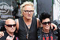 Angry Anderson, Matt Sorum, and Sarah McLeod.jpg