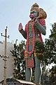 Anjeneya temple in agara.jpg
