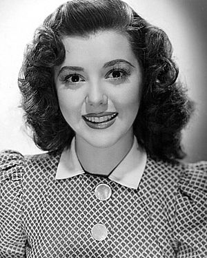 Ann Rutherford - Rutherford in a 1940s publicity photo