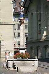 Fontaine d'Anna Seiler