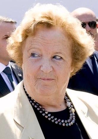 Letta Cabinet - Image: Annamaria Cancellieri