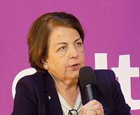 Anny-Chantal Levasseur-Regourd Forum France Culture 2015.JPG