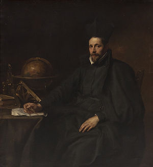 Jean-Charles della Faille - Portrait of Jean-Charles della Faille, by Anthony van Dyck.