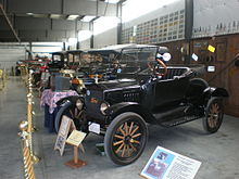 Western Antique Aeroplane & Automobile Museum - Wikipedia