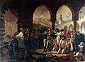 Antoine-Jean Gros - Bonaparte Visiting the Plague Victims of Jaffa.jpeg