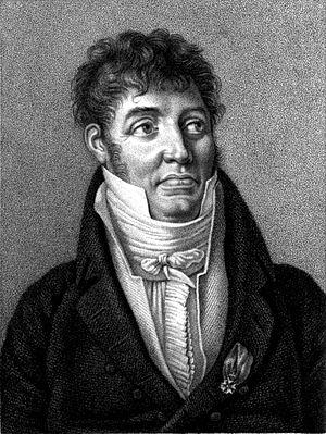 Pierre-Antoine-Augustin de Piis - Piis painted by Lagrenée in 1810 (Musée de la Révolution française).
