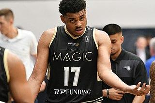 Antonio Campbell American basketball player