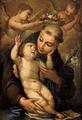 Antonius von Padua mit Jesuskind c. 1700.png