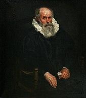 Porträt eines alten Herrn (Quelle: Wikimedia)