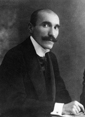 Antun Gustav Matoš - Antun Gustav Matoš in 1913