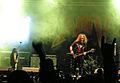 Anvil band, Skogsröjet 2012 4.jpg