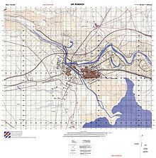 Ramadi Iraq Map Ramadi   Wikipedia