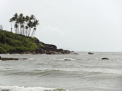 Arabian Sea in Goa- India (1)