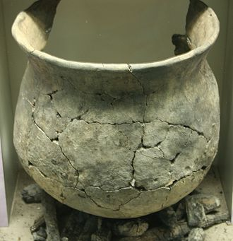 Ertebølle culture - Pottery
