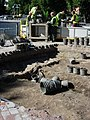 Archeological excavations at the Cathedral Square in Turku.jpg