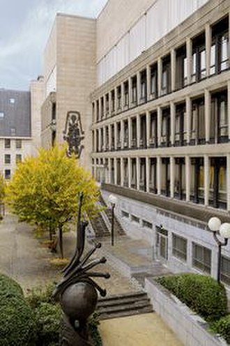 State Archives (Belgium) - The National Archives (head office in Brussels).