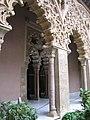 Arcos Polilobulados del Palacio de la Aljafería de Zaragoza.JPG