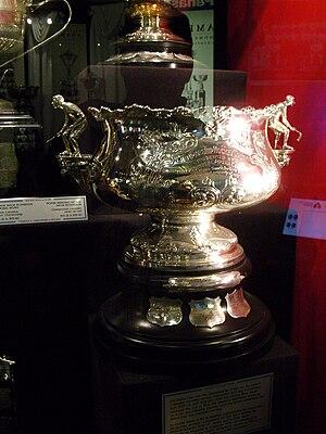 Eastern Canada Amateur Hockey Association - Championship trophy of the ECAHA